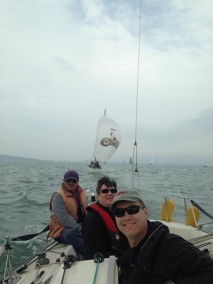 Racing on SF Bay